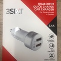 For Sale: 3SIXT car charger 5.4A