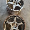 Selling: AME Circlar R (discountinued) Staggered 18s
