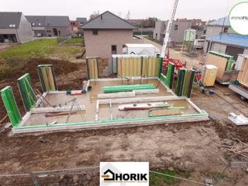 .: Vrijstaande nieuwbouwwoning Houtskeletbouw | door Horik bvba