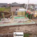 .: Vrijstaande nieuwbouwwoning Houtskeletbouw   door Horik bvba
