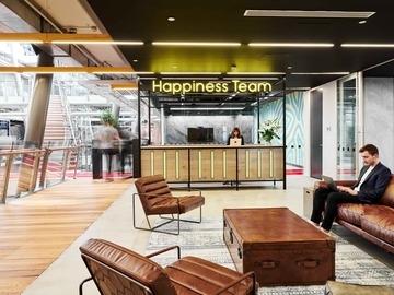 Office Space - bookable per day: South Melbourne - Meeting Room (5 person)