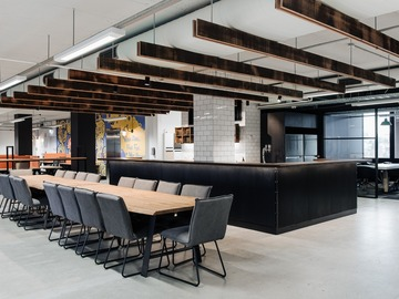 Office Space - bookable per day: Richmond VIC - Private Office (7 People)