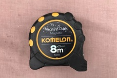 For Rent: Komelon MD85 8m Tape Measure for rent 1nzd/day