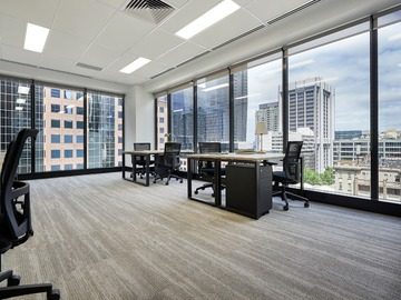 Office Space - bookable per day: Spacious and Bright 6 Desk Suite - Melbourne CBD