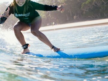 Offering with online payment: Private Surf Lessons From Byron Bay