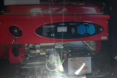 Vente: Groupe électrogène 5500 watts