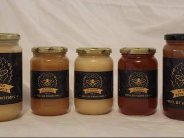 Les miels : Miel de printemps