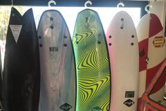 Vermieten Equipment/Ausrüsstung mit eigener Preiseinheit (Kein Verfügbarkeitskalender): Surfboard Rental Fuerteventura