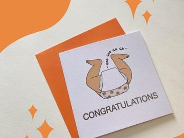 : Congratulations - Goo Goo Ga Ga