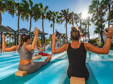 Individual pricing unit: Yoga Retreats Fuerteventura