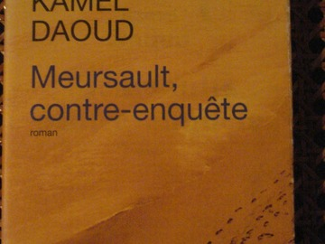 Vente: Meursault, contre-attaque - Kamel Daoud - Actes Sud