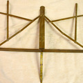 Selling with online payment: Hamilton sheet music stand for Mallet instruments