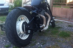 Troc: Honda 600 shadow bobber
