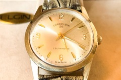 Online payment: Automatic Watch Elgin 1955