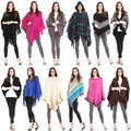 Buy Now: 12 New Ladies Vests , Ponchos , Ruanas , jackets , Outerwear