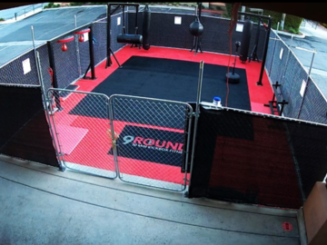 Available To Book & Pay (Hourly): Outdoor Boxing Studio - Personal Training