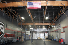 Available To Book & Pay (Hourly): CrossFit Gym - Entire Gym Rental
