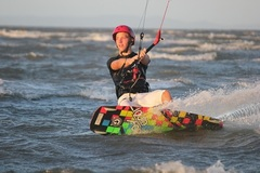 Offering with online payment: Kitesurf Lessons