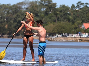 Offering with online payment: Standup Paddleboard Rental & Lessons