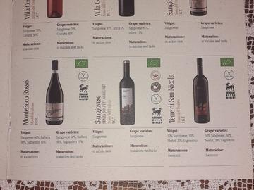 Vente avec paiement en direct: Vins Bio de l'Umbria - Italy