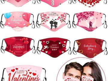 Buy Now: Valentine's Day Facial Masks (Random Colors and Patterns)