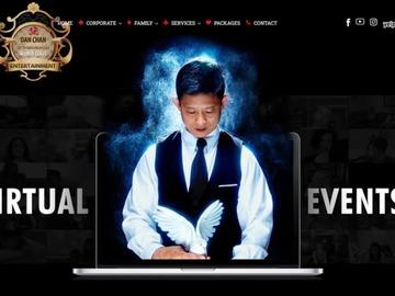 per person: Dan Chan Master Magician  - MED Talks