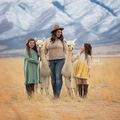 Hourly Rental: Mini Alpacas (photo shoot rental)