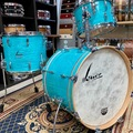 Selling with online payment: Sonor Vintage Series in California Blue 20x14, 12x8, 14x12 with B