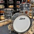 Selling with online payment: Ludwig Classic Maple Downbeat Vintage Black Oyster
