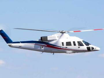 Lease: Sikorsky S-76C++