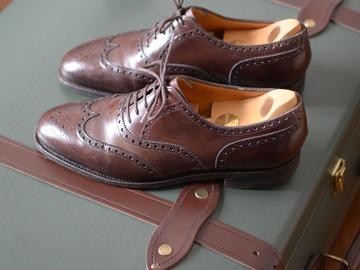 """Selling with online payment: John Lobb """"Marshall"""""""