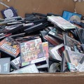 Liquidation/Wholesale Lot: DVDs and Music CDs