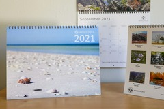 Selling with online payment: 2021 Nature Photography Calendar