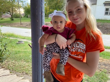 VeeBee Virtual Babysitter: need a sitter? i got you!