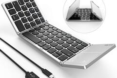 Buy Now: Foldable Bluetooth Keyboard