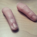 For Sale: Silicone Fingers Great For Practicing Acrylic Nails