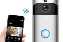 Buy Now:  Smart Doorbell Bell Ring Camera Phone Call Intercom