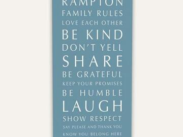 : MY FAMILY RULES 2