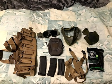 Selling: airsoft lot for beginners