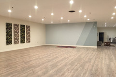 Available To Book & Pay (Hourly): Large Studio Space for Fitness & Production
