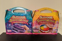 Liquidation/Wholesale Lot: Case Lot of 12 Slimygloop SqueezWiches