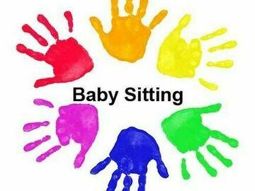 Offre: Babysitting