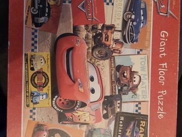 Vente avec paiement en ligne: Puzzle Cars