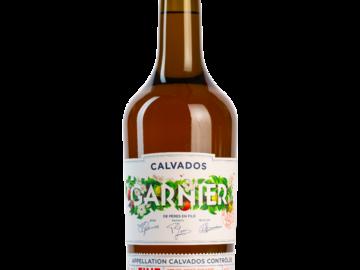 Vente avec paiement en direct: Calvados Garnier Fine 70cl