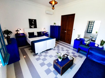 Rooms for rent: ROOM BRIGHT FRONT OF HOUSE - San Gwann