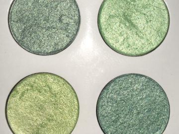 Selling with online payment: Voyage Handmade Eyeshadow Palette by All That Glitters