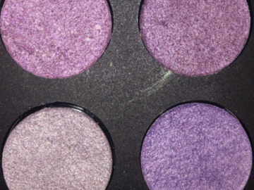 Selling with online payment: Nemesis Handmade Eyeshadow Palette
