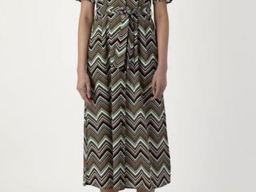 Selling: Zig Zag Stripe Dress
