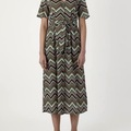Selling: Zig Zag Stripe Dress