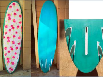 For Rent: 6'6'' Egg Funboard